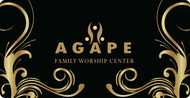 Agape Logo - Entry #198