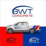 BWT Concrete Logo - Entry #269