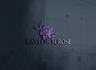 Taylor N Rose Logo - Entry #6