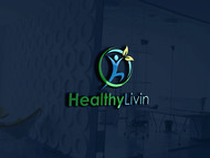 Healthy Livin Logo - Entry #267