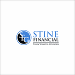 Stine Financial Logo - Entry #127