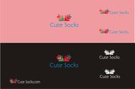 Cute Socks Logo - Entry #146