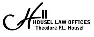Housel Law Offices  : Theodore F.L. Housel Logo - Entry #16