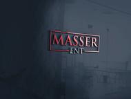 MASSER ENT Logo - Entry #377