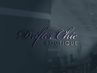 Drifter Chic Boutique Logo - Entry #172