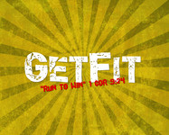 GetFit Logo - Entry #56