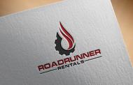 Roadrunner Rentals Logo - Entry #114