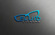 FLUID EYEWEAR Logo - Entry #30