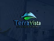 TerraVista Construction & Environmental Logo - Entry #142