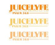 JuiceLyfe Logo - Entry #74