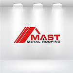 Mast Metal Roofing Logo - Entry #121