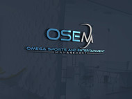 Omega Sports and Entertainment Management (OSEM) Logo - Entry #83