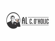 Al C. O'Holic Logo - Entry #83