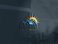 Sunshine Homes Logo - Entry #583
