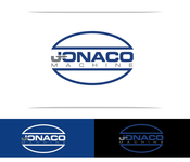 Jonaco or Jonaco Machine Logo - Entry #269