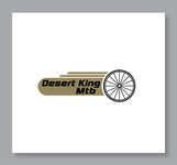 Desert King Mtb Logo - Entry #48