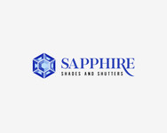 Sapphire Shades and Shutters Logo - Entry #112