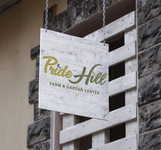 Pride Hill Farm & Garden Center Logo - Entry #82
