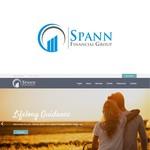Spann Financial Group Logo - Entry #597