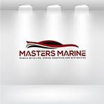 Masters Marine Logo - Entry #442