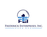 Frederick Enterprises, Inc. Logo - Entry #185