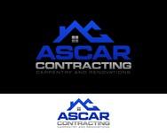 ASCAR Contracting Logo - Entry #85