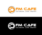 FM Cafe Logo - Entry #49