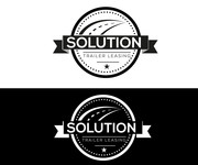Solution Trailer Leasing Logo - Entry #67