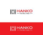 Hanko Fencing Logo - Entry #57