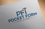 Pocket Form Isolator Logo - Entry #47