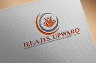 H.E.A.D.S. Upward Logo - Entry #245