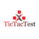 TicTacTest Logo - Entry #107