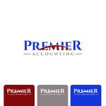 Premier Accounting Logo - Entry #309