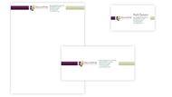 Business Card, Letterhead & Envelope Logo - Entry #21