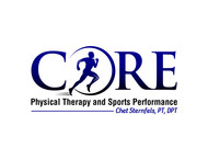 Core Physical Therapy and Sports Performance Logo - Entry #329