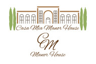 Casa Mia Manor House Logo - Entry #3