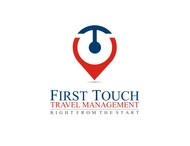 First Touch Travel Management Logo - Entry #61