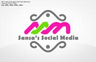 Sasha's Social Media Logo - Entry #58