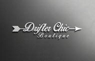 Drifter Chic Boutique Logo - Entry #227