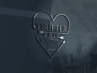 Drifter Chic Boutique Logo - Entry #350