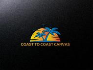coast to coast canvas Logo - Entry #123