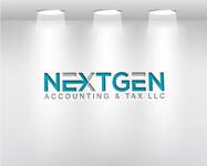 NextGen Accounting & Tax LLC Logo - Entry #71