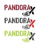 Pandora X Logo - Entry #24