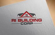 RI Building Corp Logo - Entry #283
