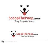 ScoopThePoop.com.au Logo - Entry #88
