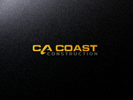 CA Coast Construction Logo - Entry #195