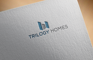 TRILOGY HOMES Logo - Entry #159