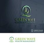 Green Wave Wealth Management Logo - Entry #311