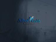 ALLRED WEALTH MANAGEMENT Logo - Entry #434