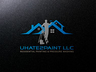 uHate2Paint LLC Logo - Entry #99